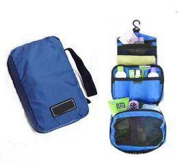 $enCountryForm.capitalKeyWord UK - 1PC High quality Waterproof Makeup Organizer Toiletry Bag for Women Men Travel Kits Make Up Cosmetic Bags