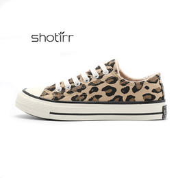 Pointed leoPard Print flats online shopping - 2018 Fashion Winter Shoes Plus Velvet Women s Flats Quality Sneakers Female Casual Shoes Leopard Flat MX190723