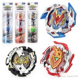 $enCountryForm.capitalKeyWord Australia - 4D Beyblade Burst Original Box Battle Spinning Tops Set Beyblades Kids Spinner Attack Burst Toys for Boys Christmas Birthday B104 B105 B106