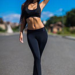 23c7cb21b8439 Yoga pants gym woman sportswear stitching peach heart-shaped women's yoga  pants leggins women fitness sport leggings