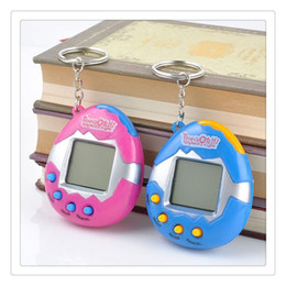 Wholesale Tamagotchi Digital Pet Toys Vintage Retro 49 Pets In One Virtual Pet Cyber Toys Tamagotchi Digital Pet Child Toy 3 Colors Random