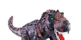 Making Toys Sound Australia - New Electric dinosaur large size Walking dinosaur robot toy can walk, make sound with light Tyrannosaurus Rex toys gift for kids