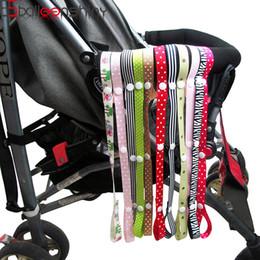 $enCountryForm.capitalKeyWord Australia - BalleenShiny Anti-Drop Baby Hanger Belt Holder Toys Stroller Strap Fixed Car Pacifier Chain For baby Supplies Anti-lost Belt