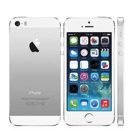 "camera 5s UK - Apple iPhone 5S No Touch ID 64GB 32GB 16GB Rom iOS 4.0"" IPS HD A7 8MP Unlocked Used Phone"