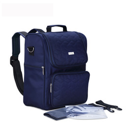 $enCountryForm.capitalKeyWord UK - Large Capacity Baby Diaper Bags Multi Functional Backpack Nappy Bags Changing Bags for Mummy Travel 4 Colors