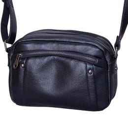 $enCountryForm.capitalKeyWord Australia - Genuine Leather Small Ladies Messenger Bags Female Casual Shoulder Crossbody Bags For Women Luxury Handbags Tote Party Purse