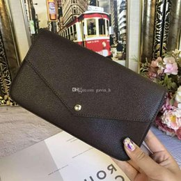 free christmas mobile UK - Free Shipping! New Genuine Leather Fashion Chain Shoulder Bags Handbag Mini Wallets Mobile Card Holder women Purse
