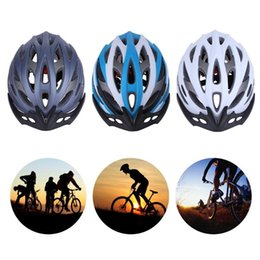 Wholesale men head gear online – design Men Mountain Bike Large Size Cycling Helmet Bicycle Head Protection Gear Bike Accessory