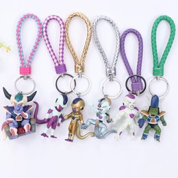 $enCountryForm.capitalKeyWord Australia - Anime Surrounding Super Saiyan Dragon Ball Single Dragon Ball Son Goku Handmade Toy Decoration ornaments keychain