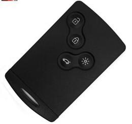 $enCountryForm.capitalKeyWord Australia - auto key for Reanult key shell KOLEOS remote shell 4 button smart card black button case buckle removable (upgrade version)