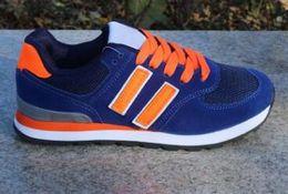 Ingrosso 2019 Nuove scarpe casual da uomo e da donna di alta qualità N scarpe da ginnastica leggere all'aperto maschile Zapatillas scarpe da ginnastica 36-44
