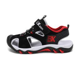 $enCountryForm.capitalKeyWord Australia - Boys Summer Beach Breathable Athletic Closed-Toe Sandals for Kids(Toddler Little Kid Big Kid),Casual Lightweight Sports Walking Sneakers