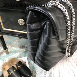 Women Luxury shoulder bags smooth sheepskin top end real leather excellent  hardware soft shell bags 31cm wide cost prices sale 532877ba3846b