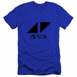 band t s NZ - 2020 Men's Rock Band Dj Ai Wei Strange Avicii Printing T Shirt