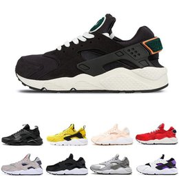 $enCountryForm.capitalKeyWord Australia - 2019 huarache running shoes for men women VARSITY JACKET PURPLE PUNCH triple black white pink mens trainer breathable sports sneakers