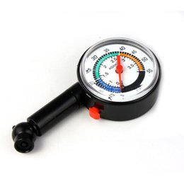 auto meter tire gauge Australia - High Precision Car Tire Pressure Gauge Manometer Mini Dial AUTO Air Pressure Meter Tester Car Diagnostic Repair Tool 4.0#