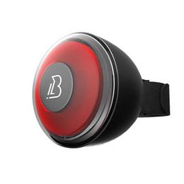 Anti theft sensors online shopping - XANEL STL08 Smart Sensor APP Wireless Control IPX5 Waterproof Cycling Bike Tail Light Anti theft Turn Signal Brake Warning