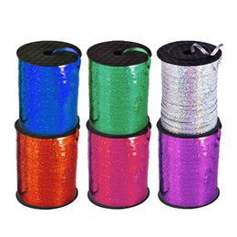 6 Colors Balloon Lashing 250 Yards Wedding Balloon Ribbon Decorative Rope Wedding Celebrations In Many Styles Ballons & Accessories