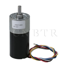 $enCountryForm.capitalKeyWord Australia - CNBTR Silver 425RPM DC 12V Low Speed D-Type Brushless Geared Electric Motor