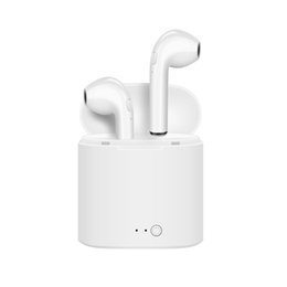 $enCountryForm.capitalKeyWord Australia - i7mini TWS 5.0 Wireless Bluetooth Earphone Stereo Earbud Headset With Charging Box for All Bluetooth tablet Smart phone earphones