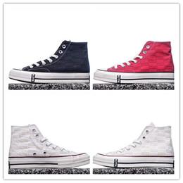 Discount best x art 2019 New Arrive Fear of God ESSENTIALS x Chuck 1970s Running Shoes Best Sale Men Women Couples Canvas Trainers Jogging S