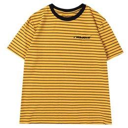 $enCountryForm.capitalKeyWord UK - SS Designer Mens Tshirt Fashion Stripe Sports Tshirts Slim Comfort T-shirt Cotton Print T-shirts Men Women Palaces Sets Trends Quality tees