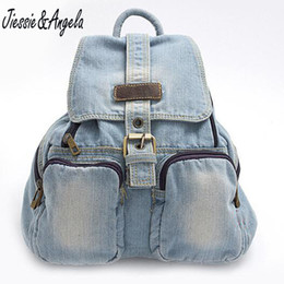 backpacks for business women Canada - Fashion Women Backpack Vintage Backpacks For Teenage Girls Casual School Campus Bags Travel Backpack Female Mochila Y19052202