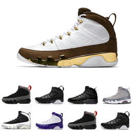 Mop gold online shopping - Hot sale Mop Melo s mens basketball shoes LA Bred OG Space Jam Tour Yellow PE Anthracite The Spirit sports trainers Sneakers Shoes