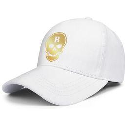 $enCountryForm.capitalKeyWord Australia - Halsey Badlands skull Flash gold white for men and women trucker cap baseball styles fitted baseball fashion running hats