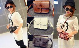 $enCountryForm.capitalKeyWord Australia - Cheap Wholesale Women Leather Tote Handbag Fashion Summer Candy Color Shoulder Bags Messenge Bag For Women 8 Colors Rivet Handbag Bag