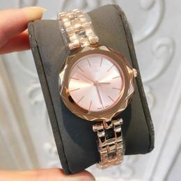 nice watch brands 2019 - 2019 rose Fashion luxury watch women quartz clock casual Brand new nice Feminino Montre Femme Relogio Wristwatches Girl