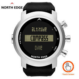 $enCountryForm.capitalKeyWord Australia - NORTH EDGE Men Smart Sport Watch Depth Gauge Altimeter Barometer Compass Thermometer Pedometer Digital Watch Diving Climbing New