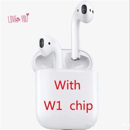 $enCountryForm.capitalKeyWord UK - PerfectW1 Version For Airpods TWS Bluetooth Earphones Wireless Earbuds Activate Siri Support Touch Control for iPhone Samsung PK As Original
