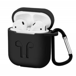 $enCountryForm.capitalKeyWord Australia - Good Protective Cover for Airpods link cable Bluetooth Wireless Earphone Silicone Case Waterproof Anti-drop strap Accessories Free shipp