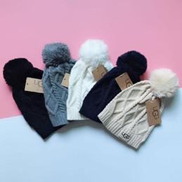 $enCountryForm.capitalKeyWord Australia - 2019 Unisex Autumn Winter Beanie hat men brand knitted hats casual classic skull caps ski hip hop women Bonnet beanies wholesale 852