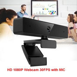 mega full video Canada - 4K HD Pro Webcam 1080P Webcam Autofocus Camera Full HD ,Widescreen Video Calling and Recording upgrade version T200615