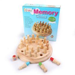 Kids Block Games Australia - Kids Memory Match Stick Chess Game Toy Kids Montessori Educational Block Toys Kids Early Educational Party Favor