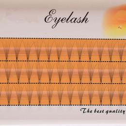 False Eyelashes 12mm Australia - 1 Box False Eyelashes Wave Individual Eyelashes Extension Of Black Soft Eye Lashes 0.07 C 3d 8 9 10 11 12mm Makeup