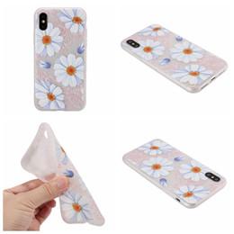 $enCountryForm.capitalKeyWord Australia - Case For Huawei P Smart Plus P30 Pro Mate 10 Lite Nova 2i 3 4 Flower Soft TPU Blossom Mandala Rose Henna White Floral Paisley Phone Cover