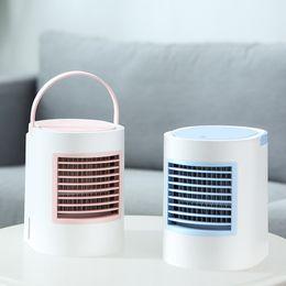 $enCountryForm.capitalKeyWord Australia - Mini Air Conditioner Desktop Desktop Desktop Ub Small Fan Mute Office USB Cooler