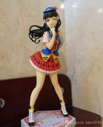 japanese love toys UK - 1 8 Japanese original anime figure love live!sunshine!! Kurosawa Dia action figure collectible model toys for boys