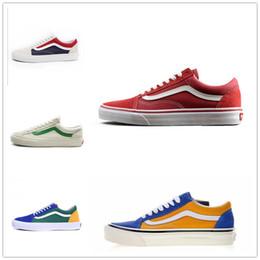$enCountryForm.capitalKeyWord Australia - Fashion shoes Unisex House off Men Women sneakers black white Green for design skate Sports Classic Old skool Causal shoe36-44 D0099736624