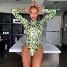 neon clothes clothing NZ - Bodysiuts T Shirt Women Jumpsuits Rompers Lingeries Women Clothes Summer Sexy Lingeries Pencil Summer New Body Femme Mujer Neon Yellow