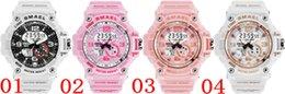 $enCountryForm.capitalKeyWord Australia - 2018 SMAEL 1808 Watch Sports Outdoor LED Watches Digital Clocks Woman Army Watches Military Big Dial Women Wristwatch Waterproof Gift