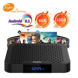 $enCountryForm.capitalKeyWord Australia - M9S J2 Android 8.1 TV Box Rockchip RK3328 4GB 32GB 1080P H.265 Google Player Store Netflix Youtube 4K UHD video IPTV streaming Media Player