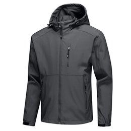 $enCountryForm.capitalKeyWord Australia - Designer Men's Jackets NF Hooded Coats North Autumn Winter Windbreaker Outwears Face Brand Short Tench Coat Stretch Softshell Cloth C8702