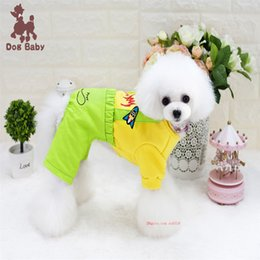 Wholesale Cheap Pet Dog Clothes For Dogs Pets Clothing Small Medium Dog Shirts Winter Pet Hoodies For Dogs Costume Chihuahua Cat Clothing