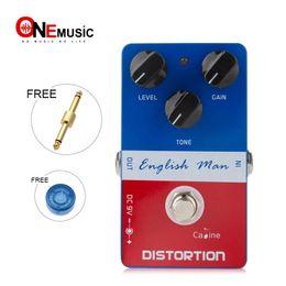 $enCountryForm.capitalKeyWord Australia - Caline CP-14 English Man Distortion High Frequency Guitar Effect Pedal