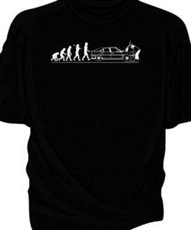 Discount bx - 'Evolution of Man' classic car breakdown t-shirt. Citroen BX Funny free shipping Unisex Casual Tshirt top
