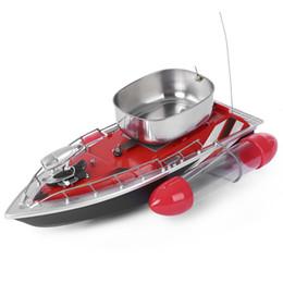 Vente en gros Télécommande de bateau leurre de pêche sans fil RC mini pour la recherche de poissons